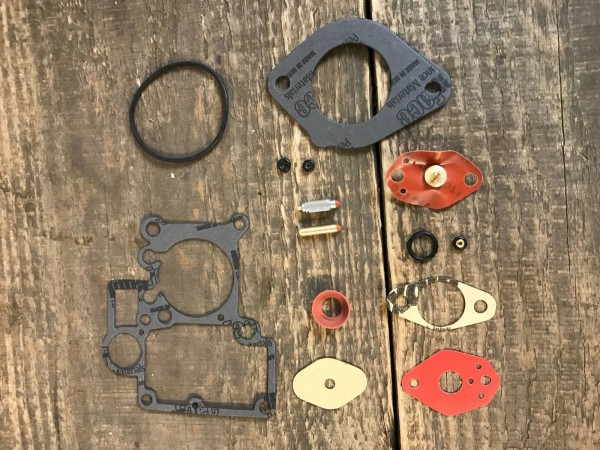 PIERBURG 36 1B1 / 36 1B3 Audi 80 100 1.3-1.8l Solex Vergaser Profi Reparatursatz