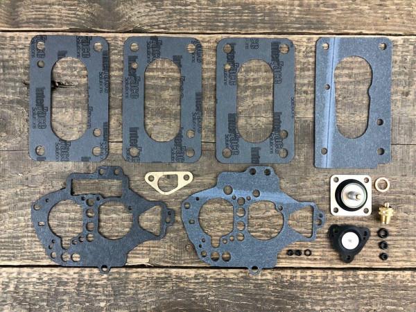 SOLEX 28/34 Z10 Vergaser Profi Dichtsatz Renault Super 5, R21 TS...,mit 1721ccm