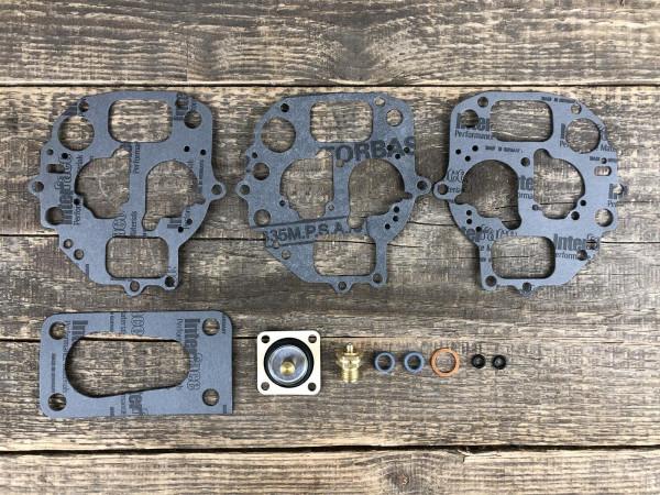 Solex 26/35 SCIC Dichtsatz Citroen Mehari Dyane Visa A4x4 0.6l carburetor repair