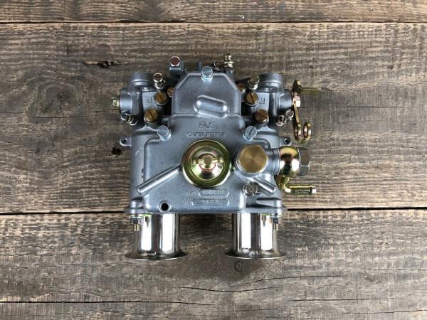 40 DCOE FAJS Doppelvergaser mit Einlauftrichter
