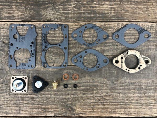 Solex 32 BIS Vergaser Profi Dichtsatz Renault Super 5, Clio 1, R9, R11, 1108 ccm