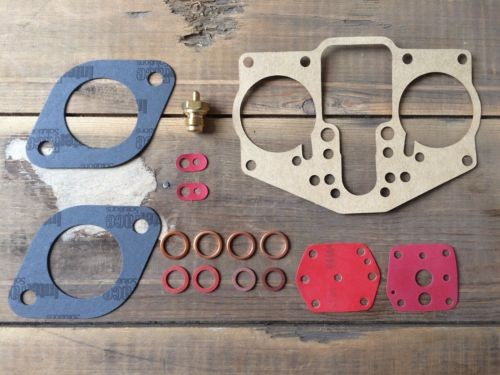 Solex 40 PII Vergaserdichtsatz, Reparatur Kit, Repair Kit, Porsche 912