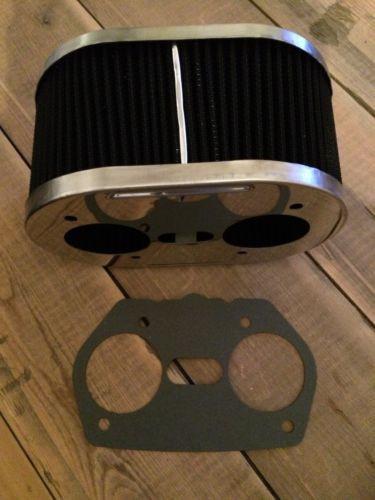 Luftfilter für Weber 36, 40, 44, 48 IDF Vergaser 85mm Sportluftfilter air filte