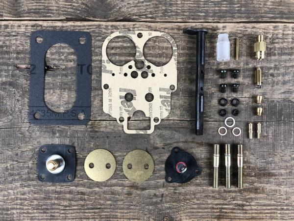 XL Premium Dichtsatz WEBER 30 DIC FIAT 850 Spezial Reparatursatz rebuild kit