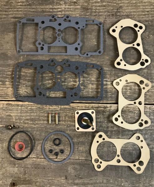Solex Pierburg 34/34 2B5 Vergaser Profi Reparatursatz VW Passat Scirocco AUDI..