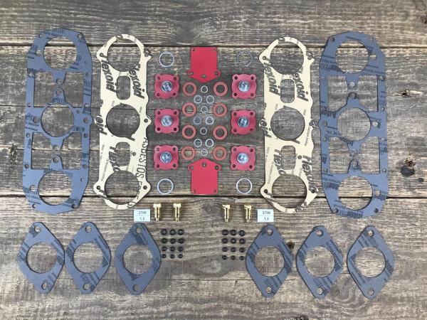ZENITH 40 TIN Vergaser 2x Profi Dichtsatz für PORSCHE 911 T 2200 ccm T 2341 ccm