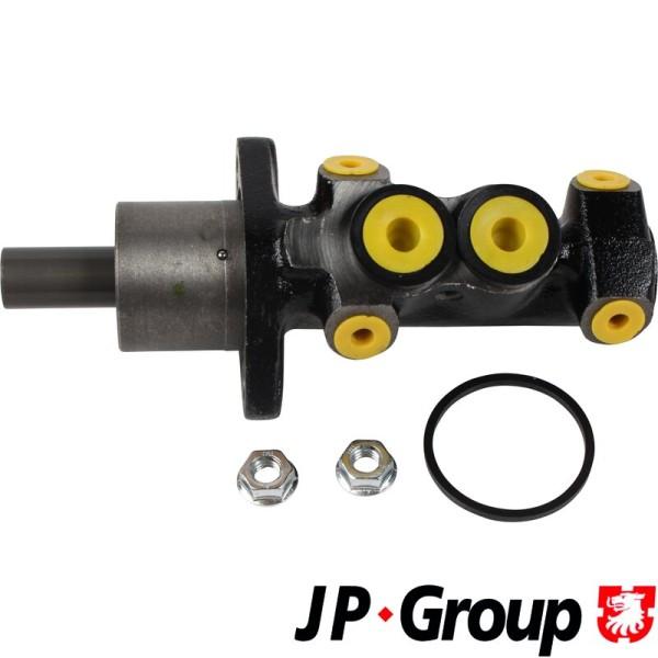JP Group Hauptbremszylinder 20,64 mm VW Golf Jetta Scirocco ab Bj 90- ohne ABS