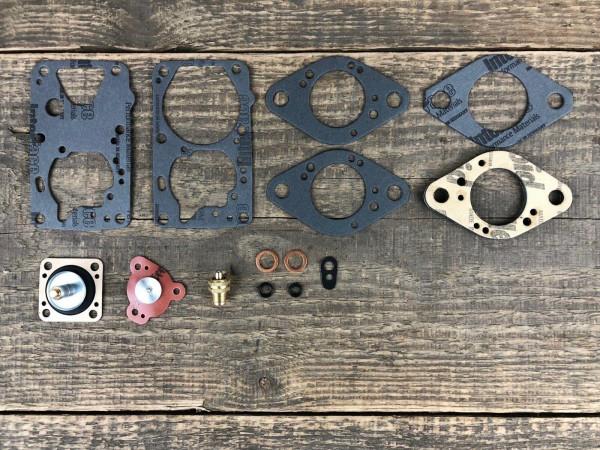 Solex 32 BIS Vergaser Profi Dichtsatz RENAULT R9, R11 1.4 mit 1397 ccm Motor