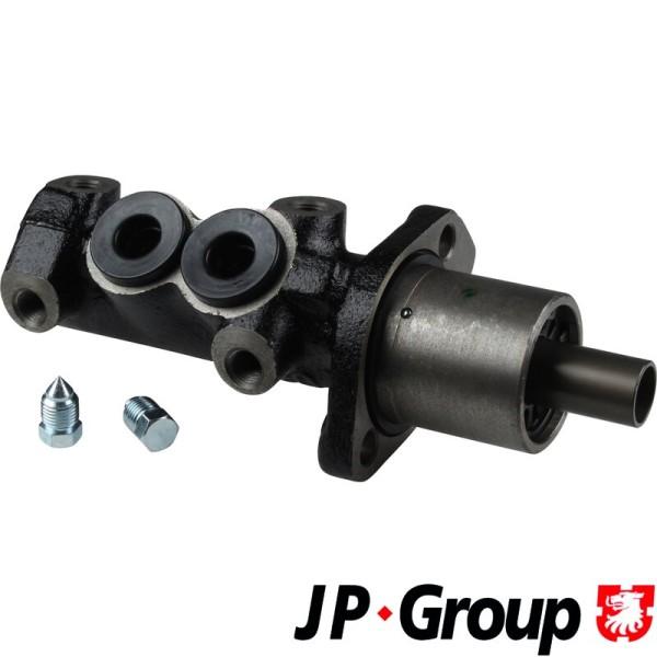 JP Group Hauptbremszylinder Bremszylinder 20,64mm VW Golf 1 + 2 Jetta ohne ABS