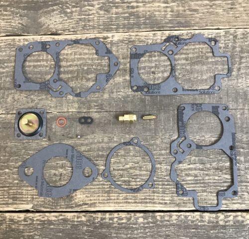Fomoco 1250 Vergaser Ford Capri Escort Fiesta Transit Bj 72-86 Profi Dichtsatz Reparatursatz